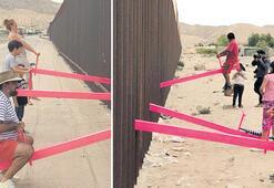 ABD-Meksika sınırına karşı 'Tahterevalli Duvar'