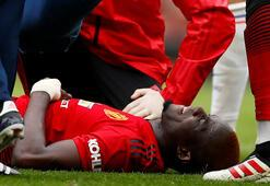 Manchester Unitedda Bailly sakatlandı
