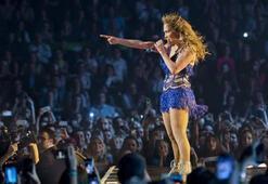 Jennifer Lopezi locadan izlemenin fiyatı 50 bin euroya çıktı