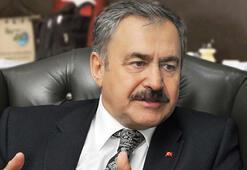 Eroğlu, Irak Cumhurbaşkanı Salih ile görüştü