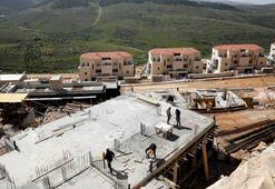 İsrail Batı Şeriada 6 bin yasa dışı konut inşa edecek