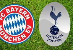 Tottenham-Bayern Münih maçı bu akşam saat kaçta hangi kanalda