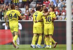 Real Madrid - Fenerbahçe maçının fotoğrafları