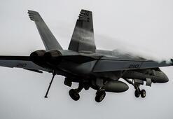 ABDnin savaş uçağı Ölüm Vadisi'ne düştü