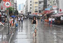 Meteorolojiden İstanbul ve Kocaeli için yağış uyarısı Hava durumu bugün nasıl olacak