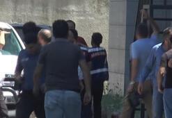 Yakalanan gri kategorideki terörist tutuklanarak cezaevine götürüldü