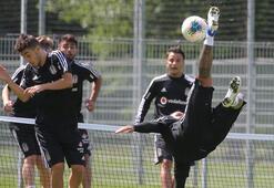 Beşiktaşta Ljajic ve Dorukhan antrenmana katılmadı