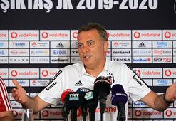Orhan Ak, Beşiktaş için iyi işler yapma niyetinde