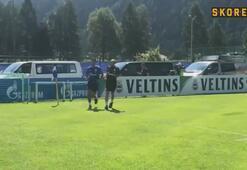 Schalke 04 duyurdu Ozan Kabak antrenmanlara başladı...