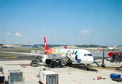 Sichuanın İstanbul-Chengdu seferi A350 ile yapılacak
