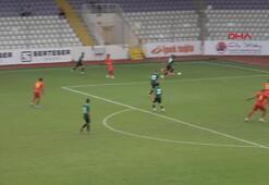 Yukatel Denizlispor - Göztepe: 0-0 (Hazırlık Maçı)
