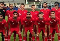 19 Yaş Altı Milli Takımı, Belarusu  4-0 yendi