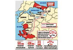 İstanbul-İzmir yolunda bir etap daha açılıyor