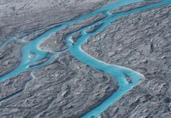 Kuzey Yarımkürede ısı dalgaları buzul erimesini rekor seviyede hızlandırdı