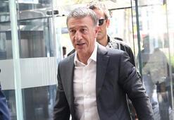 Ahmet Ağaoğlu: Forvet transferi yarın açıklanabilir