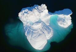 Korkutan rakam 80 milyon olimpik yüzme havuzundaki buz eridi