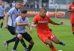 Beşiktaş - Udinese: 0-2