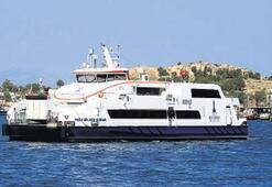 Mordoğan-Foça'ya bir gemi daha
