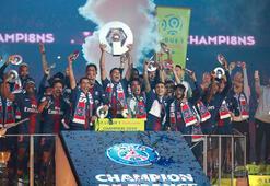 Fransa Süper Kupada şampiyon PSG