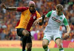 Galatasaray - Panathinaikos: 2-1