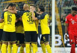 Borussia Dortmund Süper Kupada Bayern Münihi devirdi