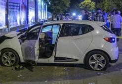 Ankarada silahlı saldırı