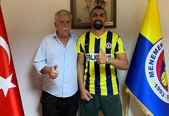 Menemenspor Ali Özgünle imzaladı