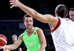 A Milli Erkek Basketbol Takımı, Fransaya gitti