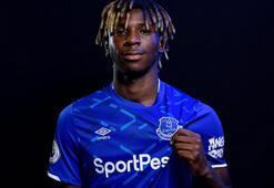 Moise Kean resmen Everton'da