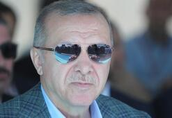 Cumhurbaşkanı Erdoğan: Fıratın doğusuna gireceğiz, ABD ve Rusyayla paylaştık
