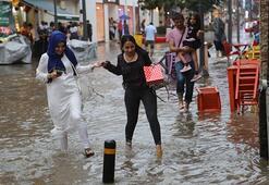 Meteorolojiden yeni uyarı: Çok kuvvetli yağış bekleniyor