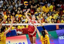 A Milli Kadın Voleybol Takımı, olimpiyat vizesi alamadı