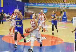 Türkiye - Romanya: 80-69