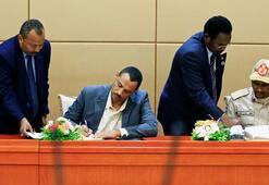 Sudanda geçiş döneminin detayları