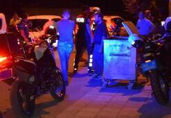 Kaçamadılar Biri çöp konteynerinde diğeri varil içinde yakalandı