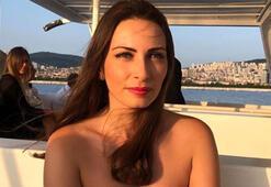 Kemal Sunalın kızı Ezo Sunal, tekne kazası geçirdi