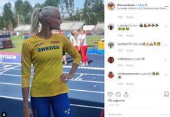 Sosyal medyayı sallayan sporcu