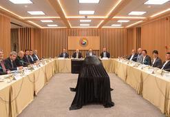 Türkiyenin Otomobili Girişim Grubu Yönetim Kurulu toplandı