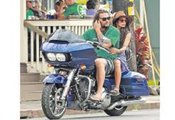 Motorize aşıklar