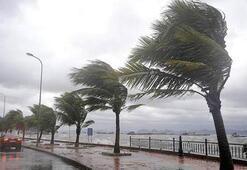 6 Ağustos hava durumu nasıl olacak Meteorolojiden Salı günü için uyarı