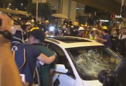 Hong Kongda genel grev