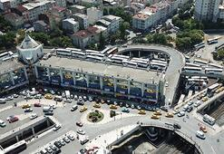 Otogardaki otoparkların tahliye edilmesi kararına tedbir