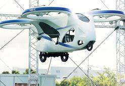 Japon uçan aracı