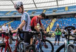 Polonya Bisiklet Turunda trajik kaza