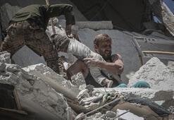 Rusya İdlibi bombardımana tuttu