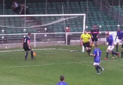 Böylesi görülmedi Öyle bir gol kaçırdı ki...