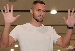 Beşiktaşın yeni transferi Victor Ruiz, İstanbula geldi