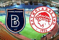 Başakşehir Olympiakos Şampiyonlar Ligi eleme maçı ne zaman saat kaçta hangi kanalda canlı yayınlanacak