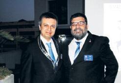 Efes Rotary'nin yeni başkanı Mümtaz Ayça