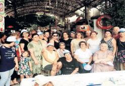 Dikili'nin cennet köşesinde festival